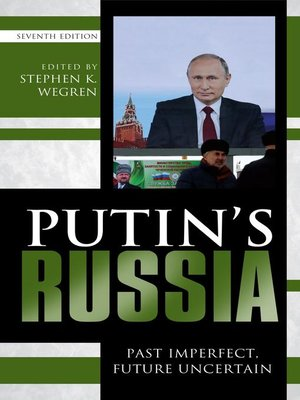 cover image of Putin's Russia
