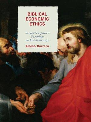 cover image of Biblical Economic Ethics