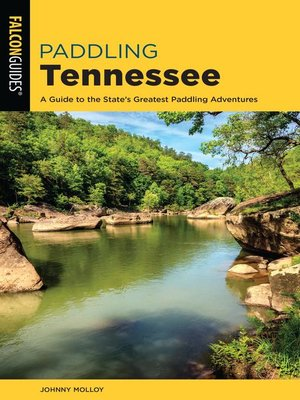 cover image of Paddling Tennessee