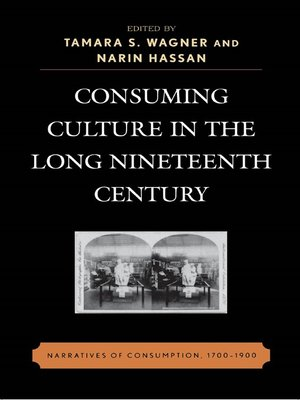 cover image of Consuming Culture in the Long Nineteenth Century