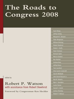 cover image of The Roads to Congress 2008
