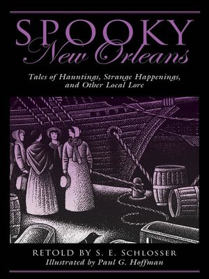 cover image of Spooky New Orleans