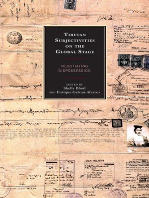 cover image of Tibetan Subjectivities on the Global Stage
