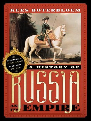 cover image of A History of Russia and Its Empire