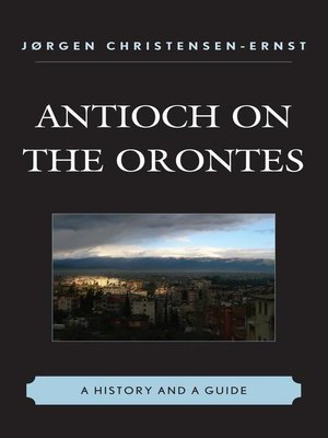 cover image of Antioch on the Orontes