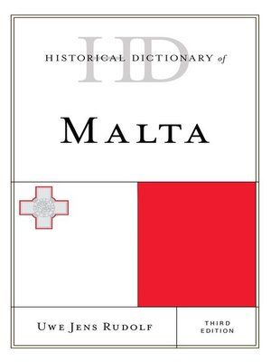 cover image of Historical Dictionary of Malta