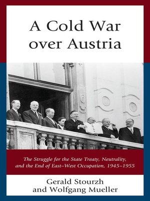 cover image of A Cold War over Austria