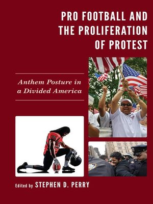 cover image of Pro Football and the Proliferation of Protest