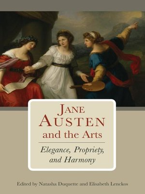 cover image of Jane Austen and the Arts