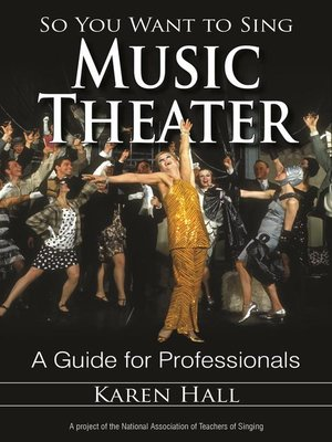 cover image of So You Want to Sing Music Theater