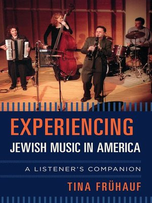 cover image of Experiencing Jewish Music in America