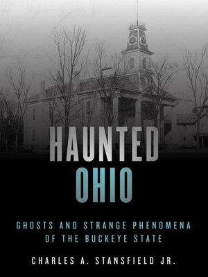 cover image of Haunted Ohio