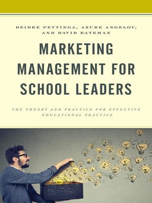 cover image of Marketing Management for School Leaders