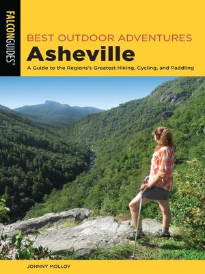cover image of Best Outdoor Adventures Asheville