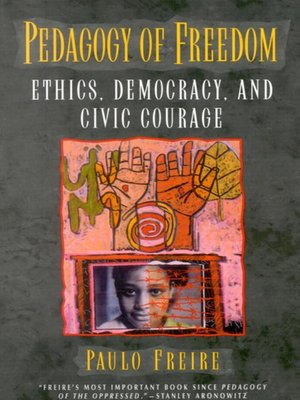 cover image of Pedagogy of Freedom