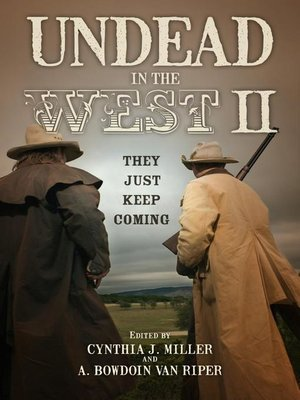 cover image of Undead in the West II
