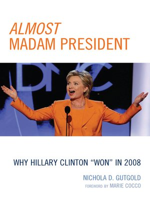 cover image of Almost Madam President