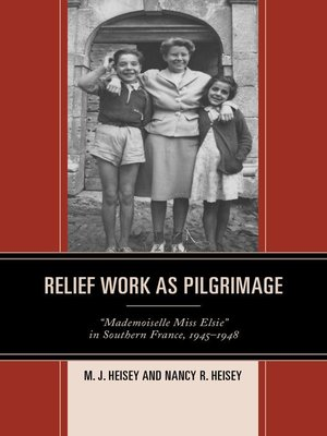 cover image of Relief Work as Pilgrimage