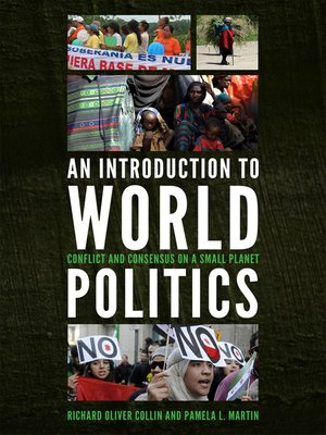 cover image of An Introduction to World Politics