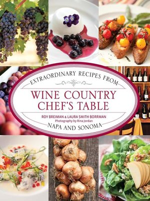 cover image of Wine Country Chef's Table