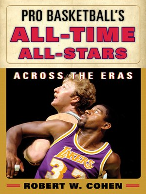 cover image of Pro Basketball's All-Time All-Stars