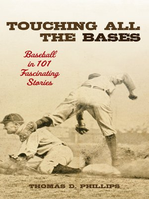 cover image of Touching All the Bases