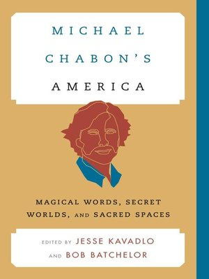 cover image of Michael Chabon's America