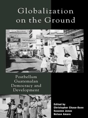 cover image of Globalization on the Ground