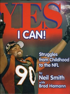 cover image of Yes I Can!