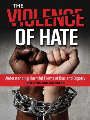 cover image of The Violence of Hate
