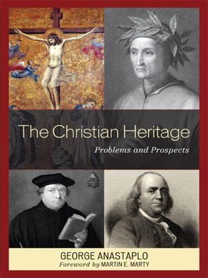 cover image of The Christian Heritage