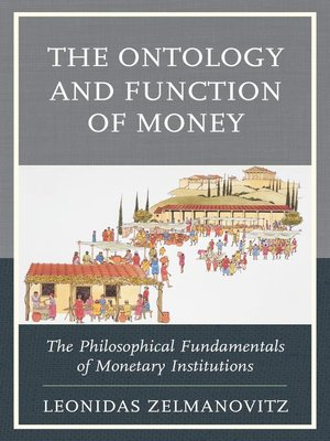 cover image of The Ontology and Function of Money