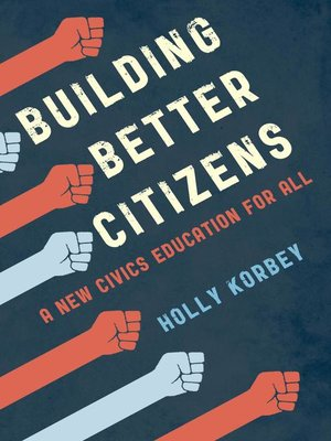cover image of Building Better Citizens