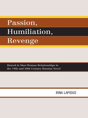 cover image of Passion, Humiliation, Revenge