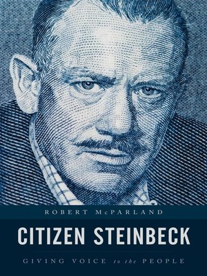 cover image of Citizen Steinbeck