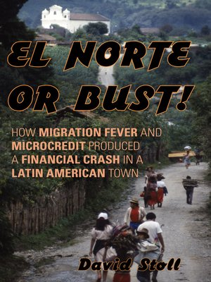 cover image of El Norte or Bust!