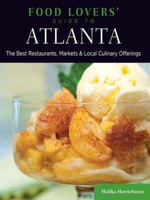 cover image of Food Lovers' Guide to® Atlanta