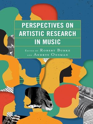 cover image of Perspectives on Artistic Research in Music