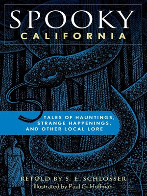 cover image of Spooky California