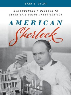 cover image of American Sherlock