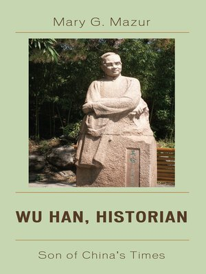 cover image of Wu Han, Historian