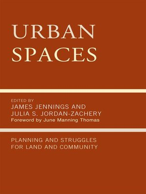 cover image of Urban Spaces