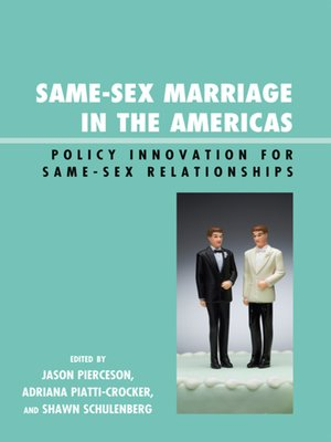 cover image of Same-Sex Marriage in the Americas