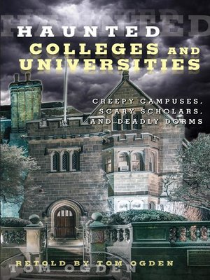 cover image of Haunted Colleges and Universities