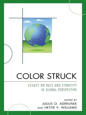 cover image of Color Struck