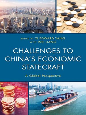 cover image of Challenges to China's Economic Statecraft