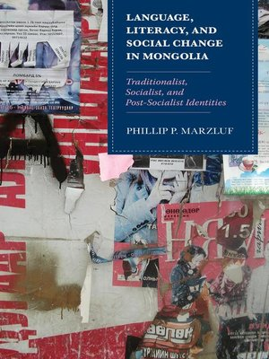 cover image of Language, Literacy, and Social Change in Mongolia
