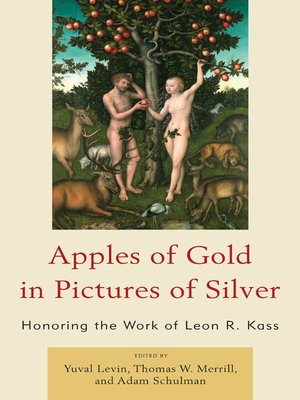 cover image of Apples of Gold in Pictures of Silver