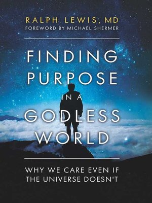 cover image of Finding Purpose in a Godless World