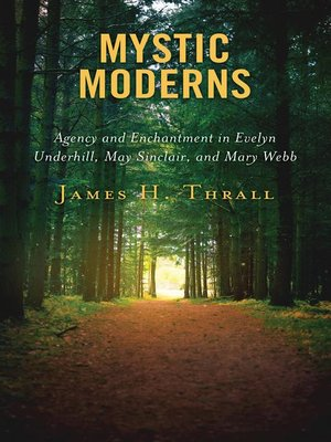 cover image of Mystic Moderns